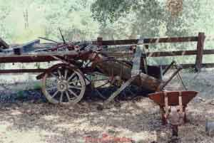 Mussell Fort Wagon